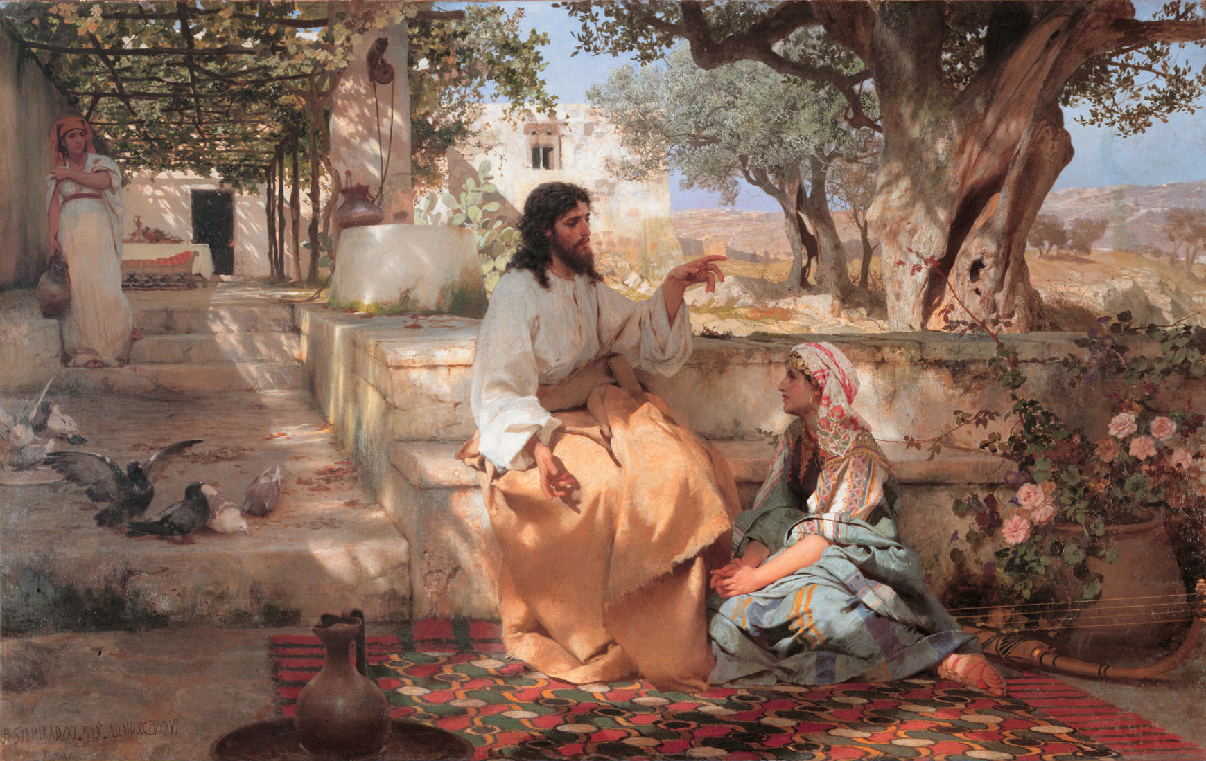 Image result for Jesus and a sinner