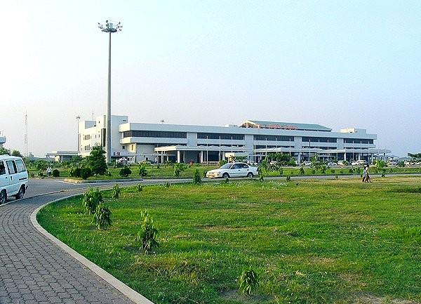 Shah Amanat International Airport