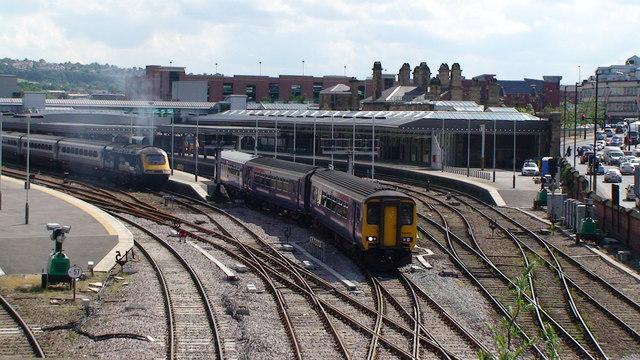 Nottingham Station Car Park Address