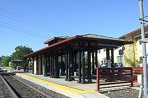 Auburn station (California) - Wikipedia