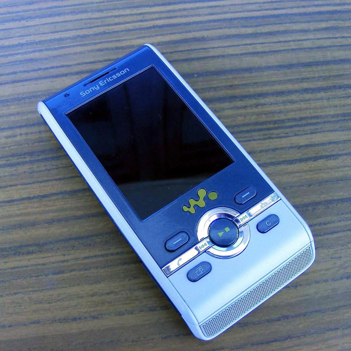Sony Ericsson W595 ndash Wikipedia