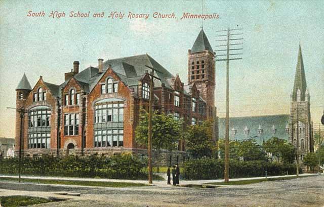 South High School Minneapolis Wikipedia