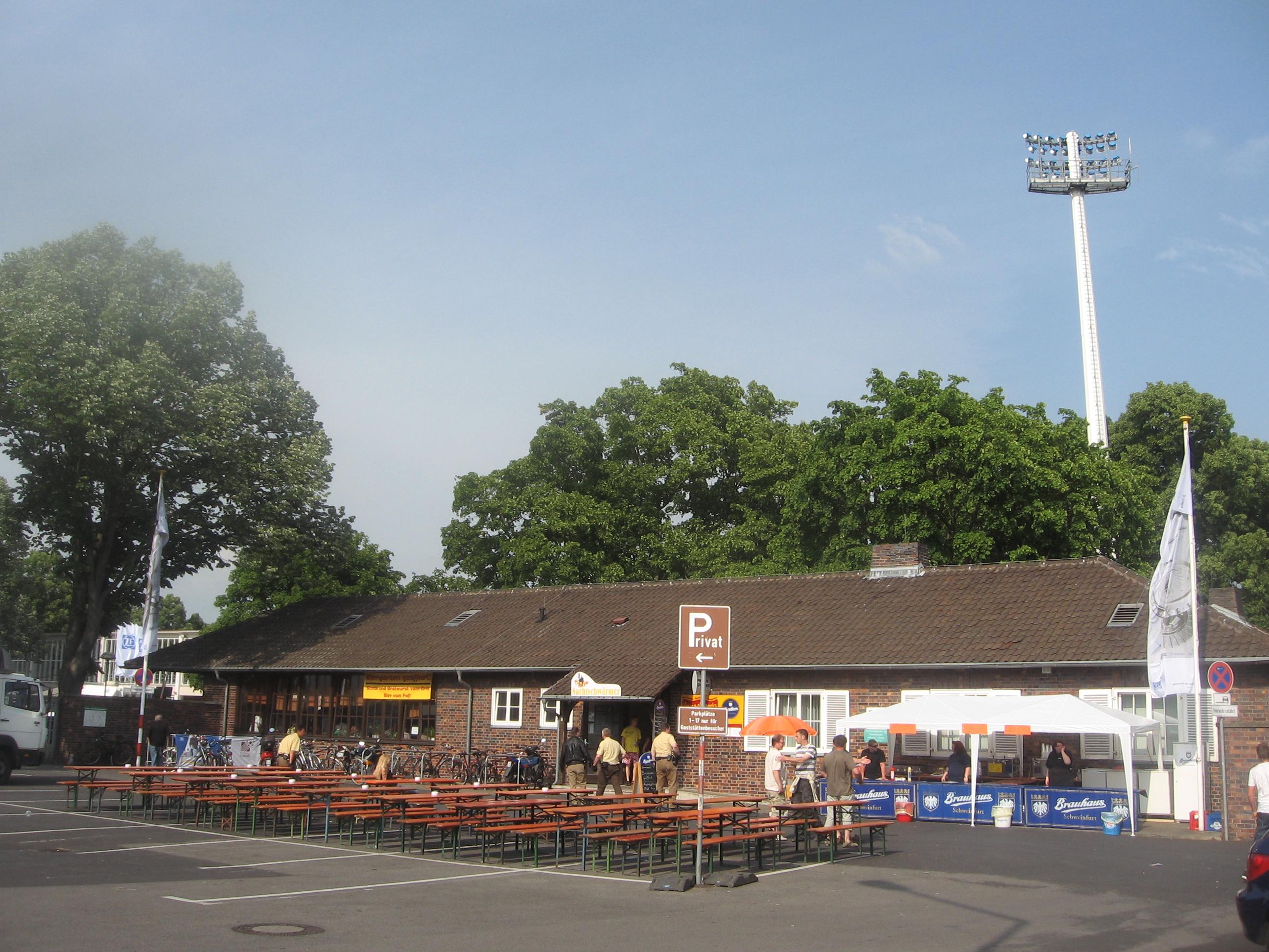 Schweinfurt 05 Stadion