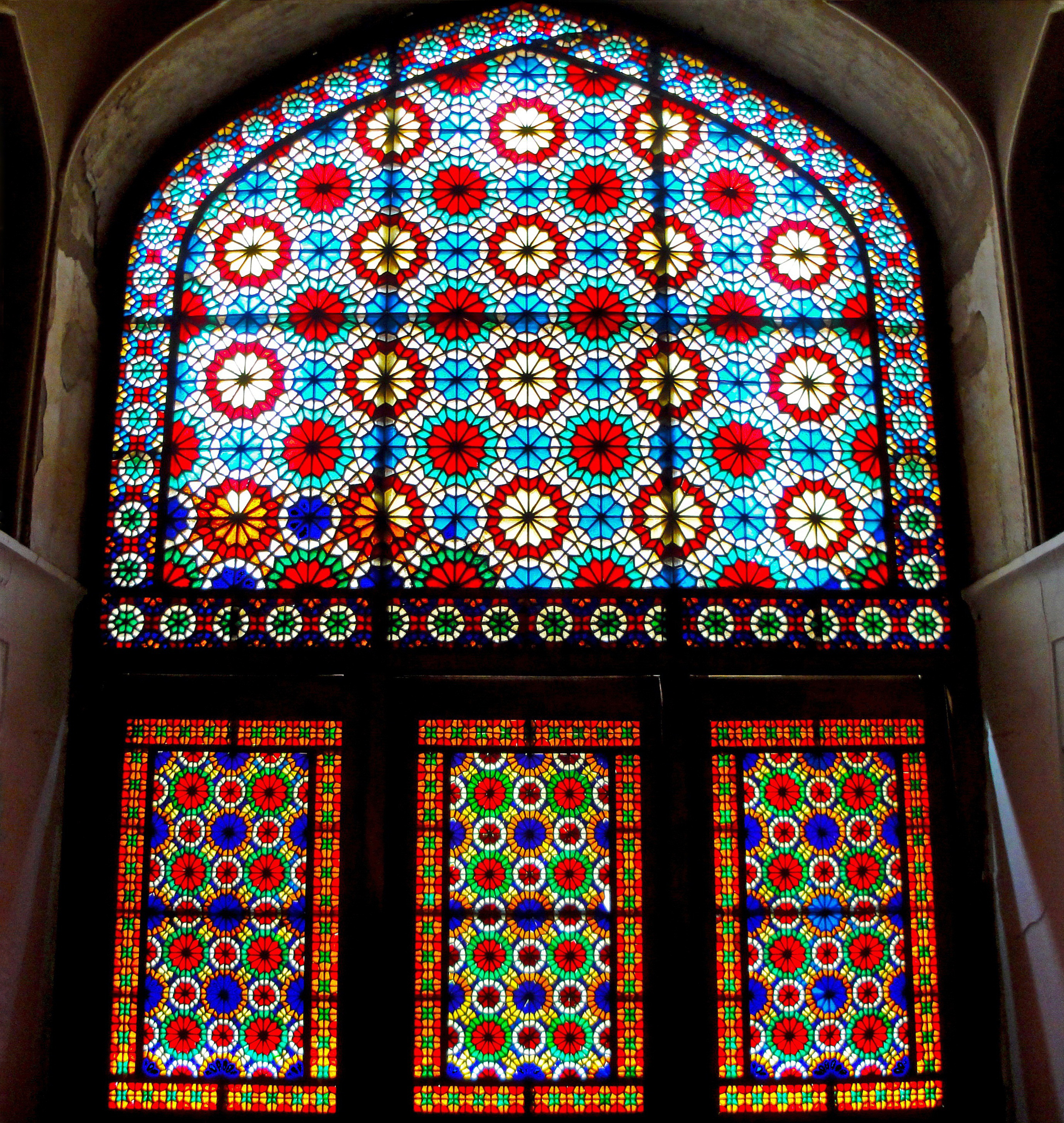 Stained Glass Wallpaper Stained Glass in Dowlat Abad