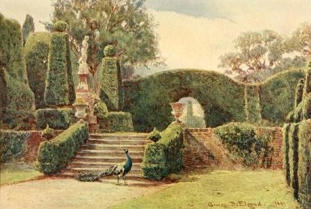 George samuel elgood wikipedia Children and gardens gertrude jekyll