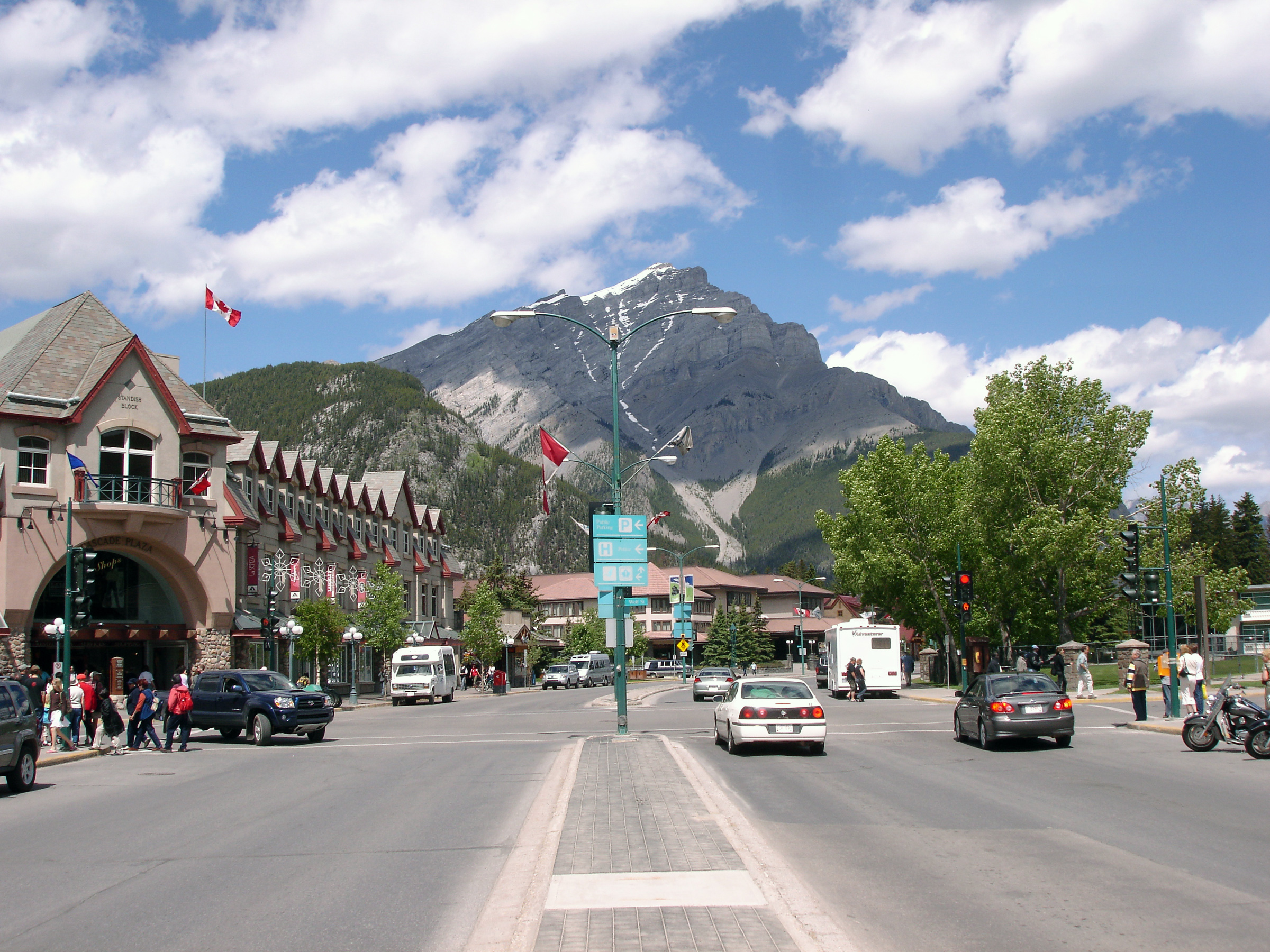 The Town of Banff Website