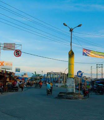 Tugu Bangsal Tanjungbalai