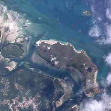 newcastle australia curtis island national park