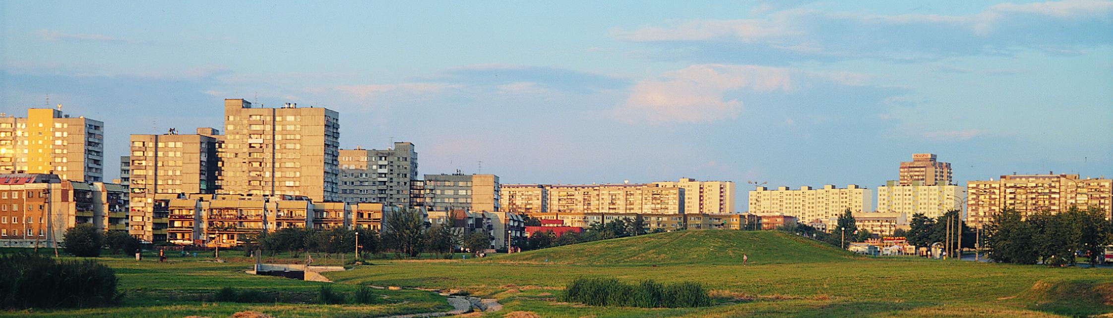 Zachodnie miasto