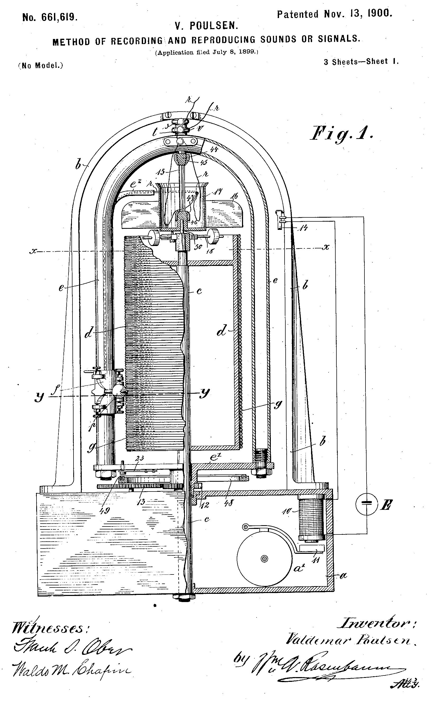 US Patent 6612C619   Magnetic recorder