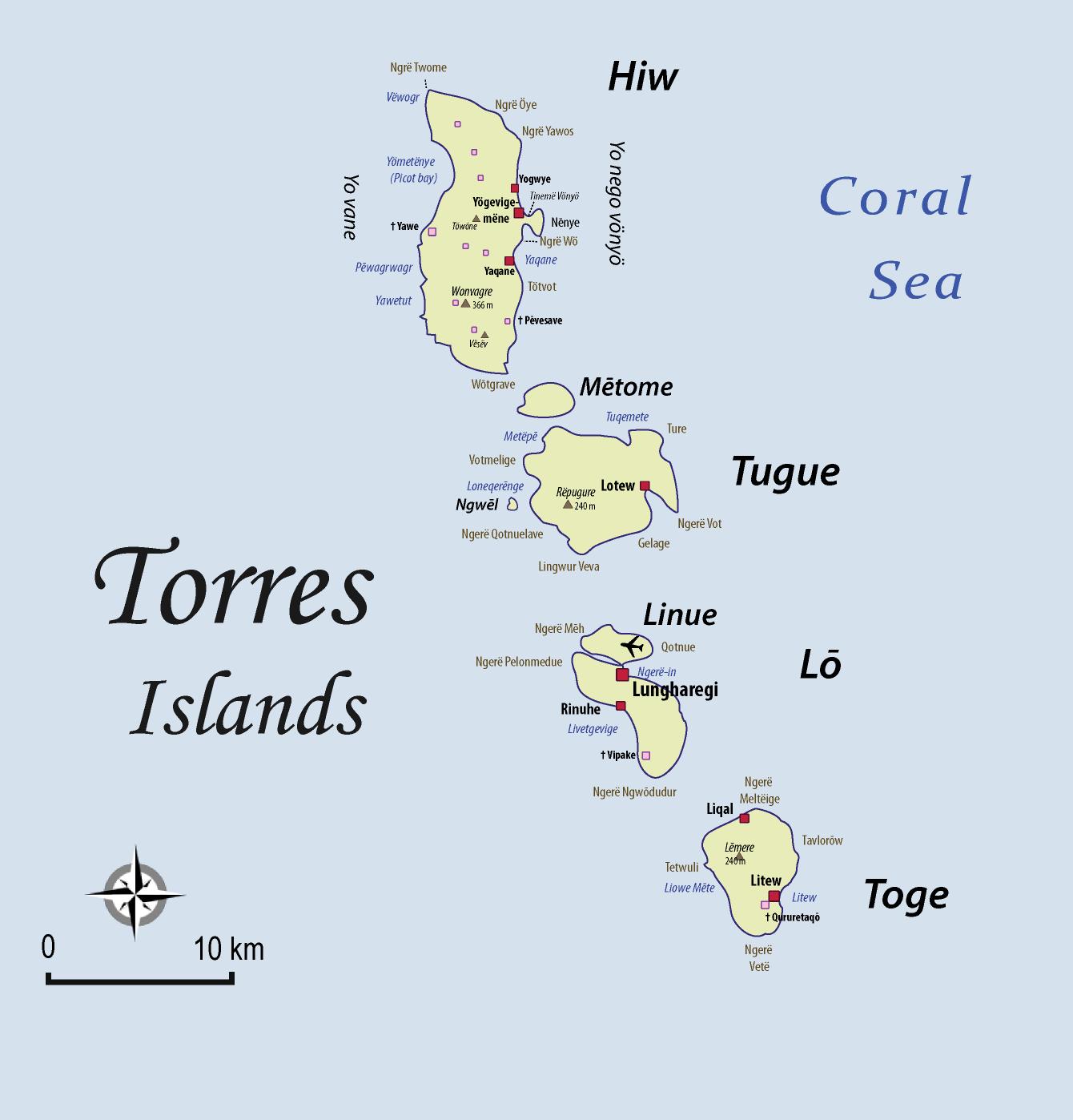 Torres Strait Islander Flag Similarites With Aboriginal Flag