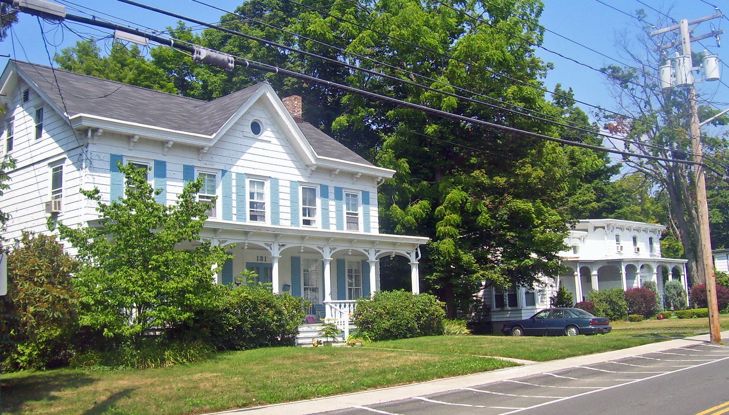 Pics Of Houses Simple With Victorian House NY Image