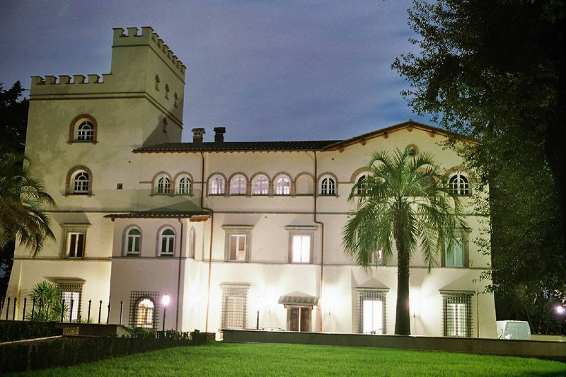 Villa Veschi Roma