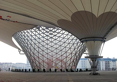 Eje expo wikipedia la enciclopedia libre for En que consiste la arquitectura