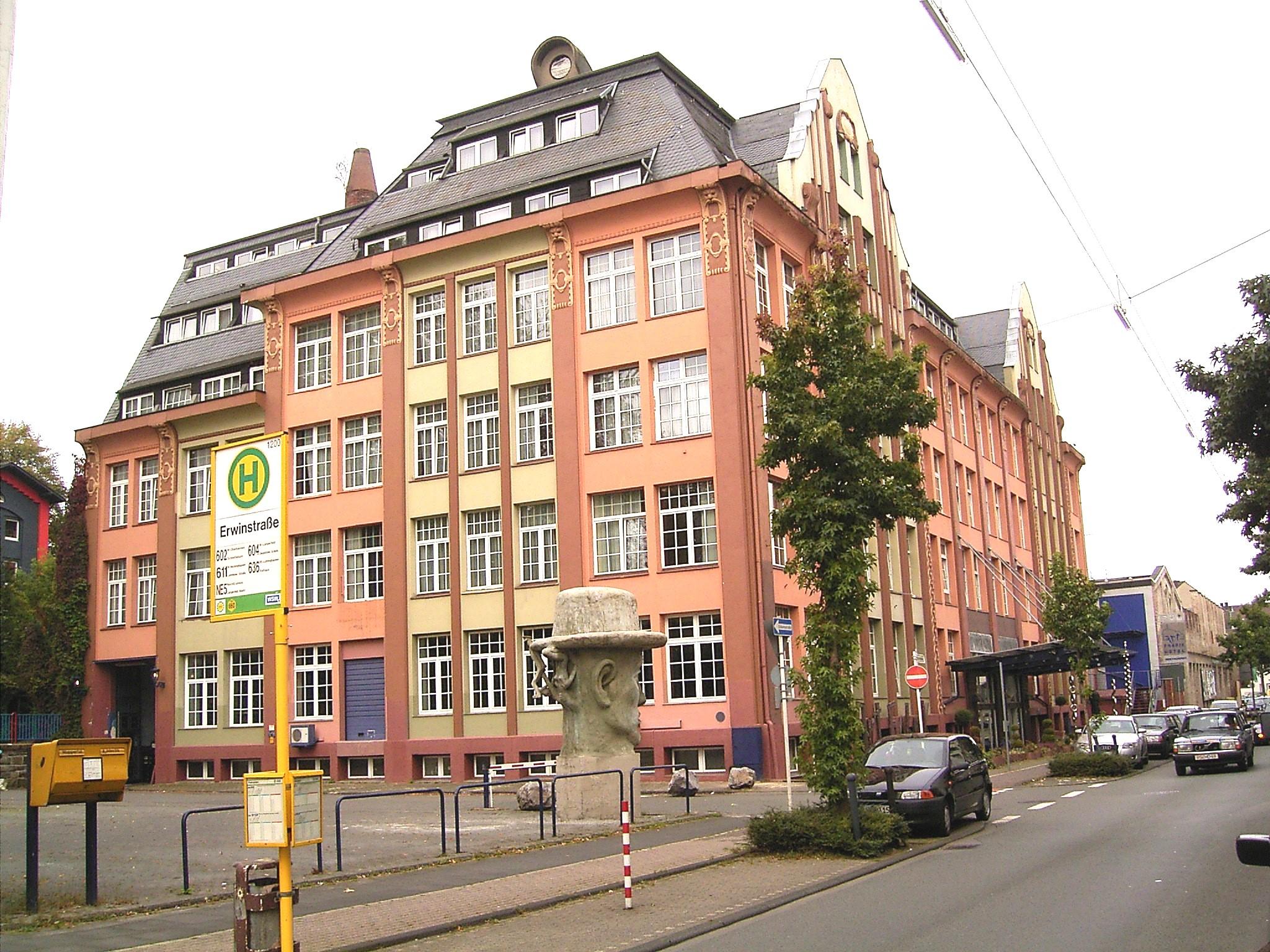 File wuppertal heckinghausen art fabrik hotel 04 ies for Hotel wuppertal