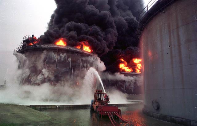 Бомбардовање рафинерије нафте Нови Сад