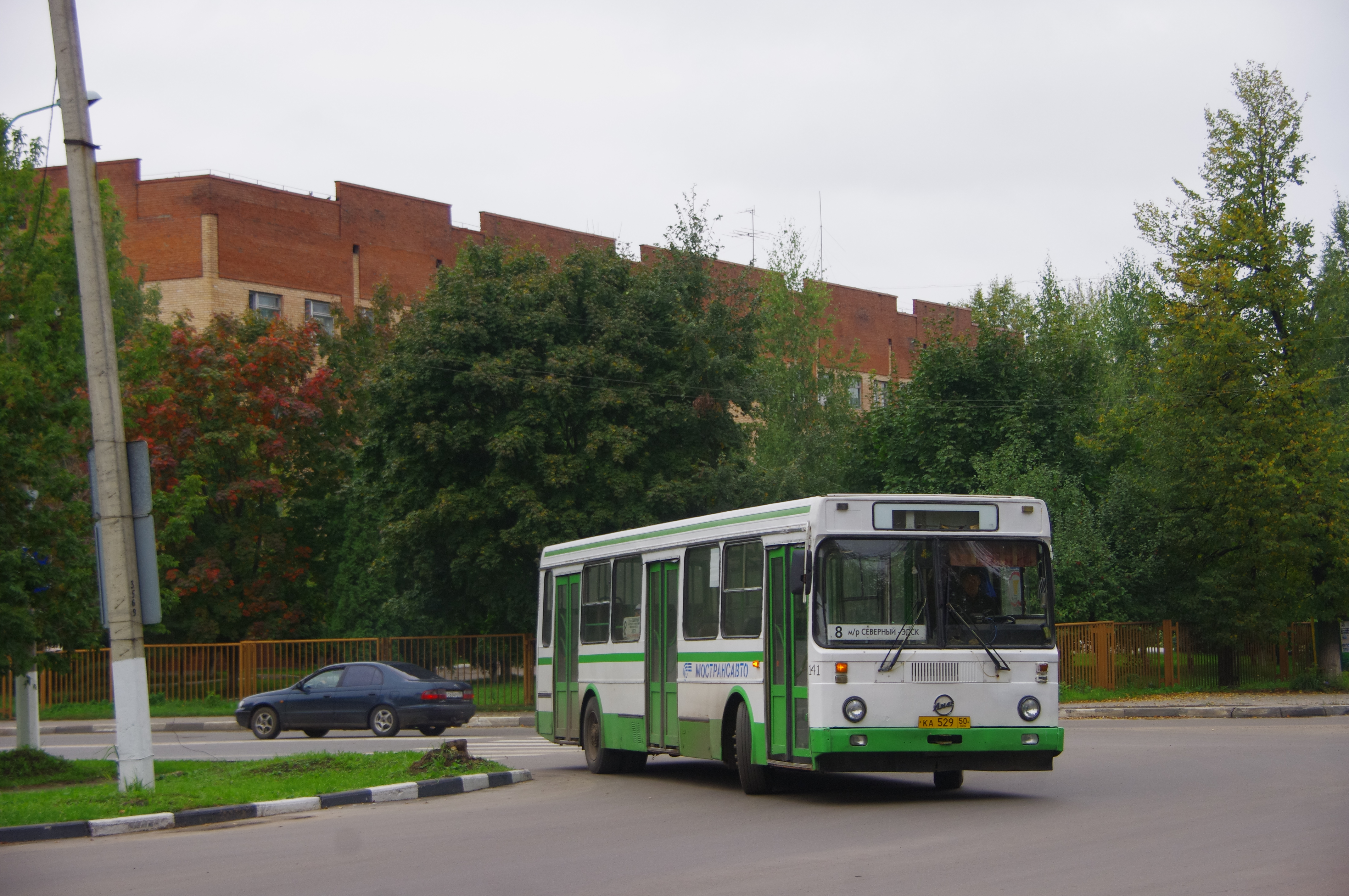 Distance from Moscow to Khimki how much to travel by bus