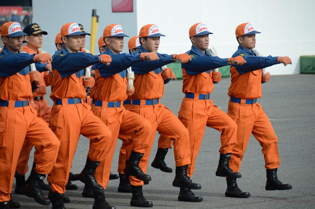 消防 隊 国際 救助 国際消防救助隊