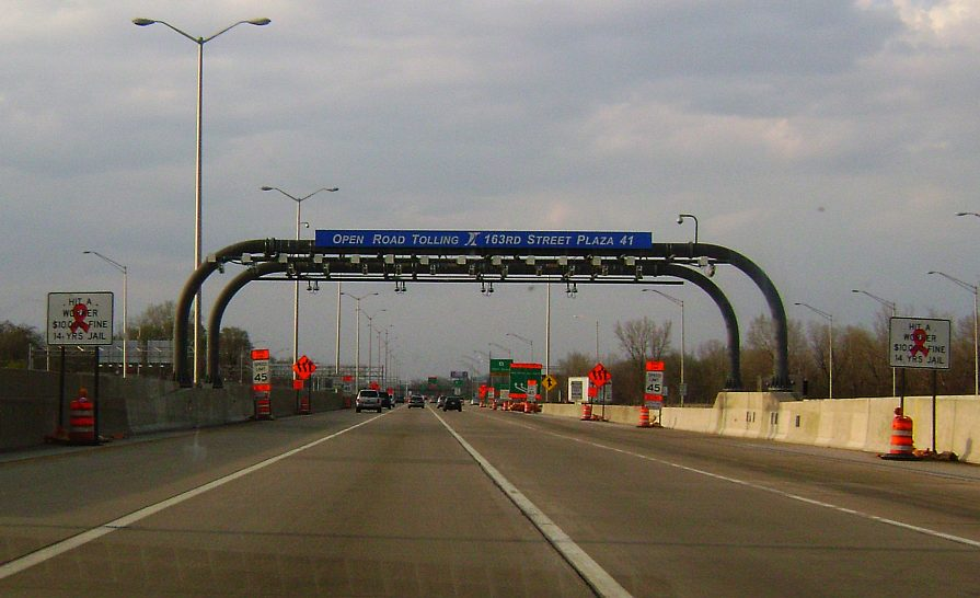 Open road tolling - Wikipedia