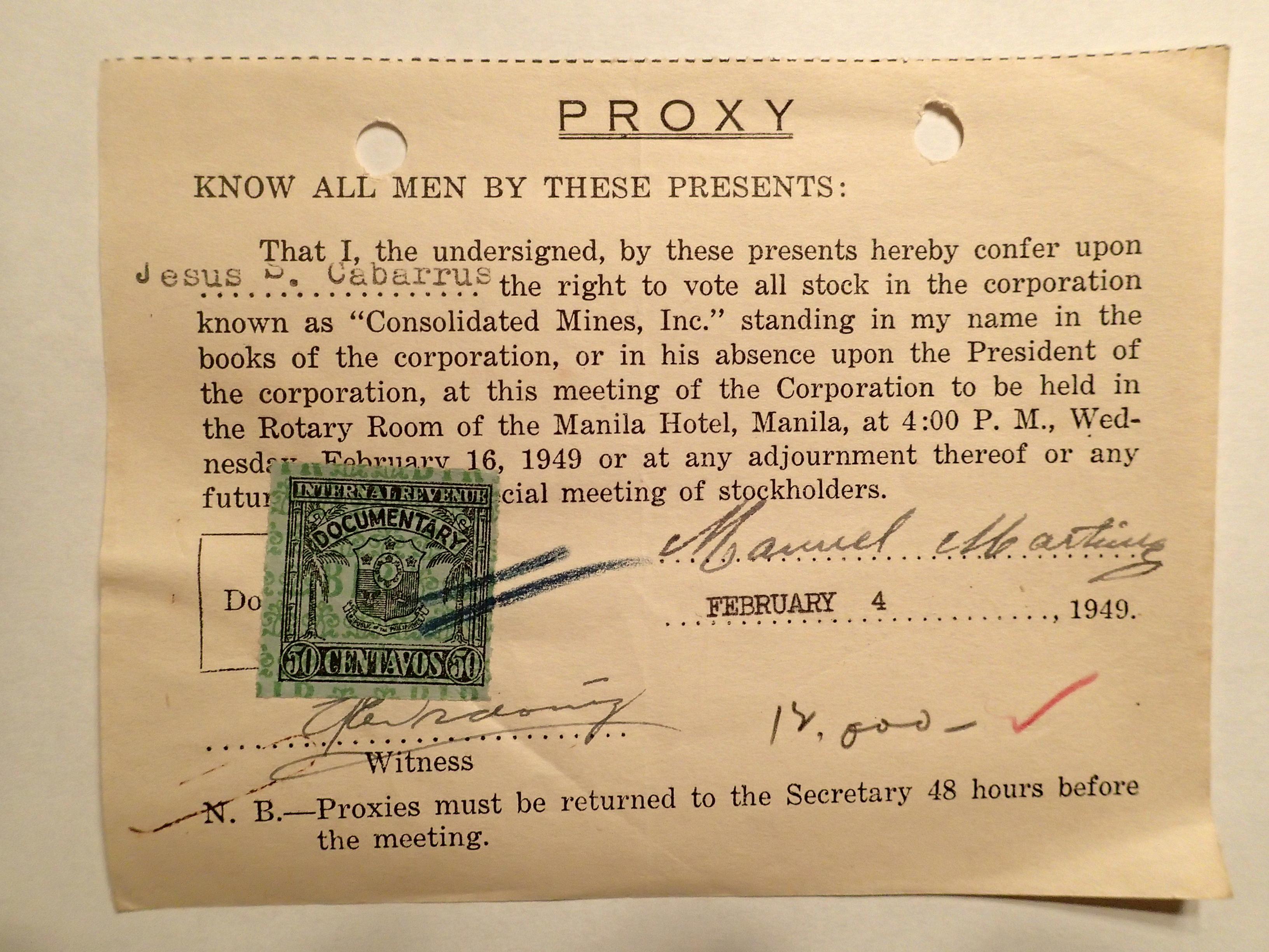 File:1947 Republic of Philippines Documentary Revenue 50 Centavos.JPG