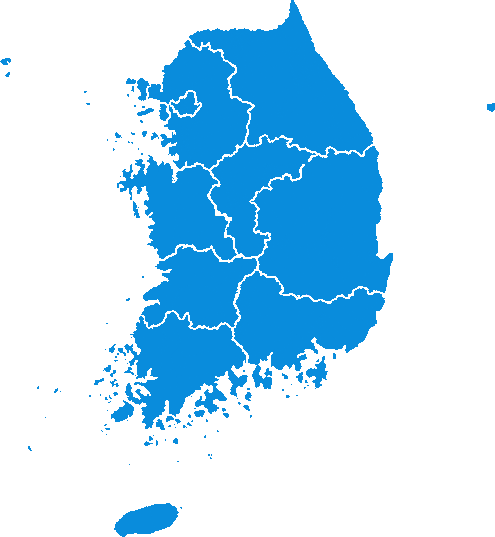 File 1956 South Korean Election Result Map Png Wikimedia Commons