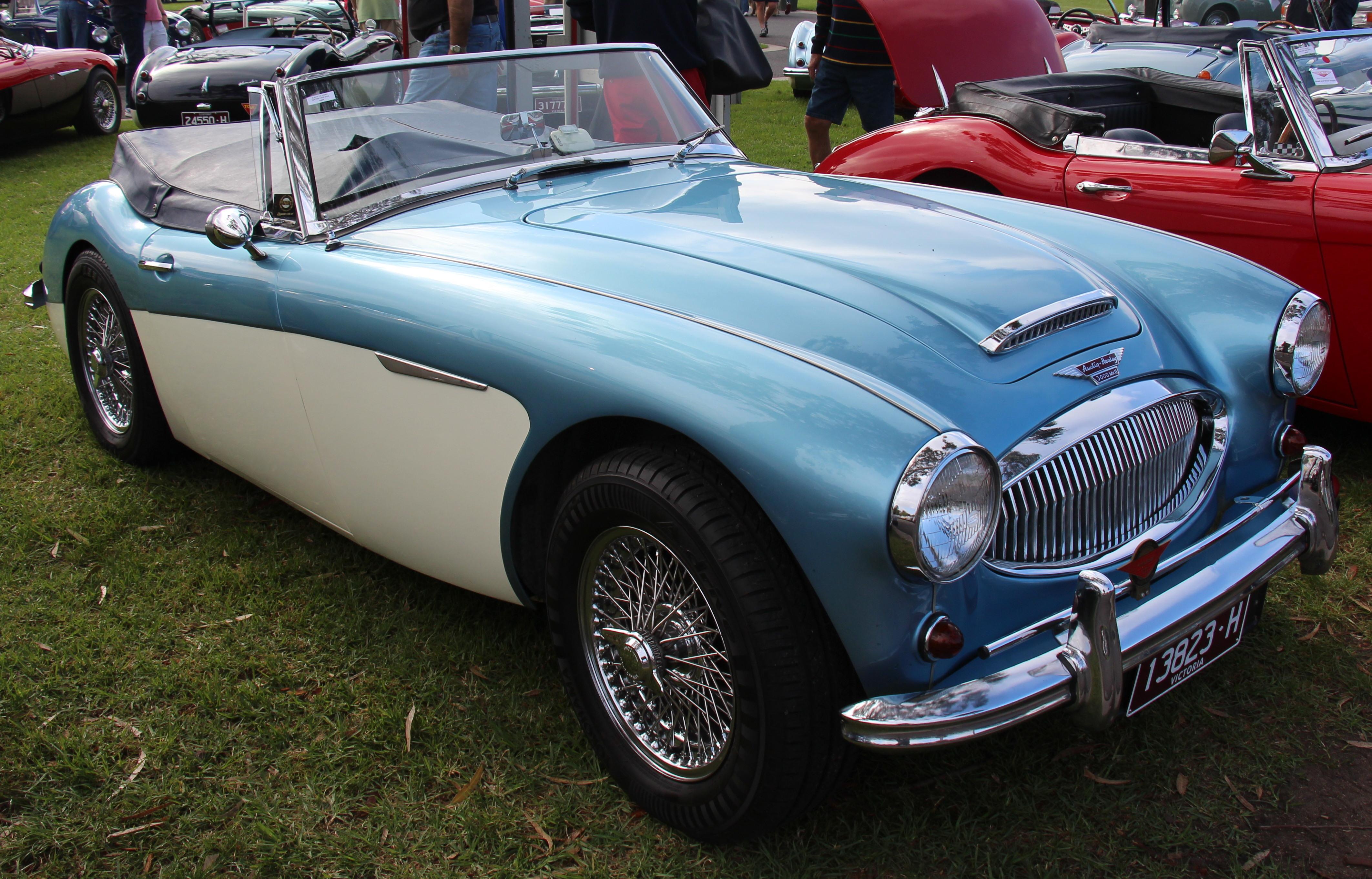File 1962 Austin Healey 3000 Mkii Bj7 14315630835 Jpg