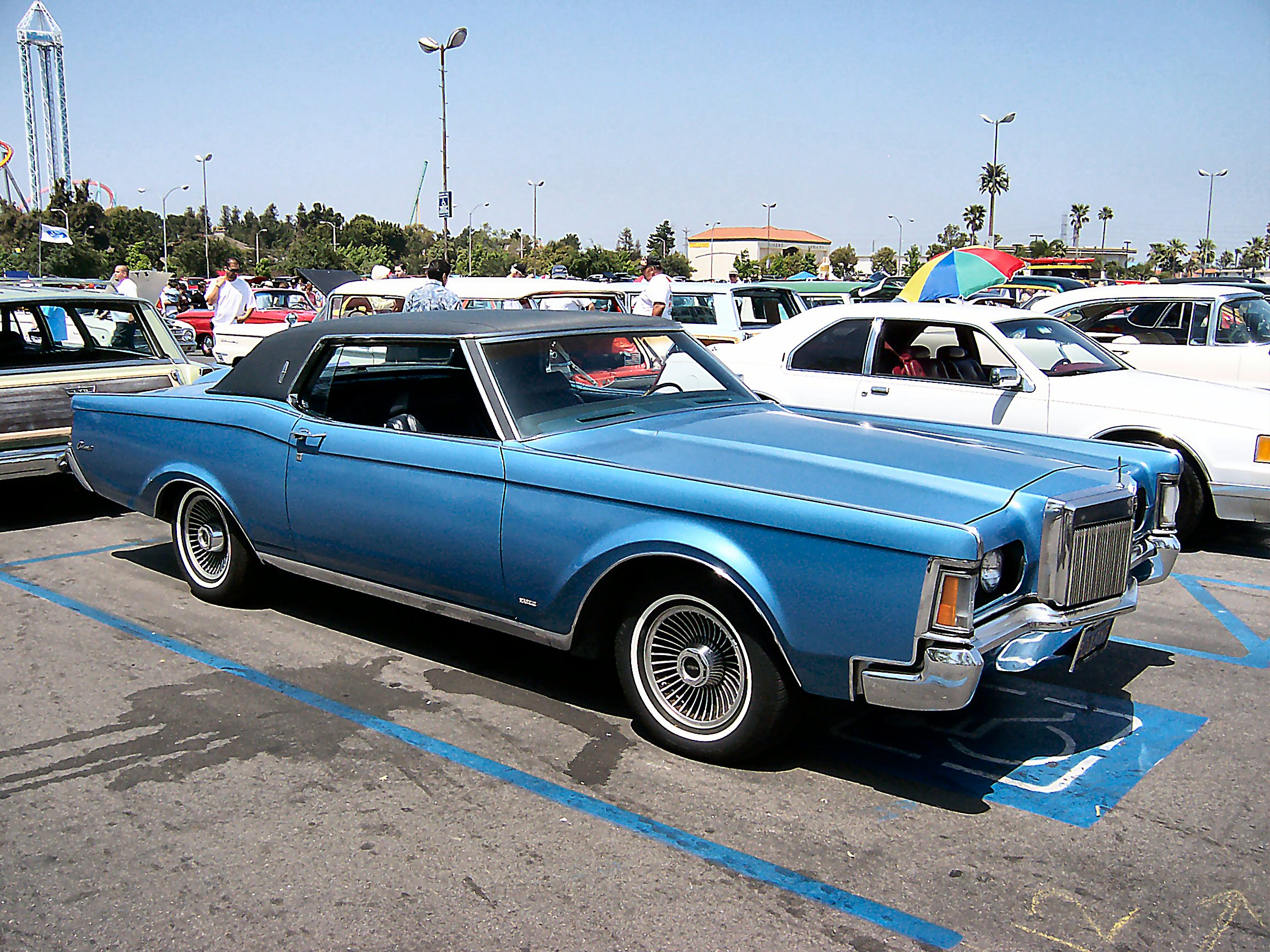 file1970 lincoln continental mark iiijpg