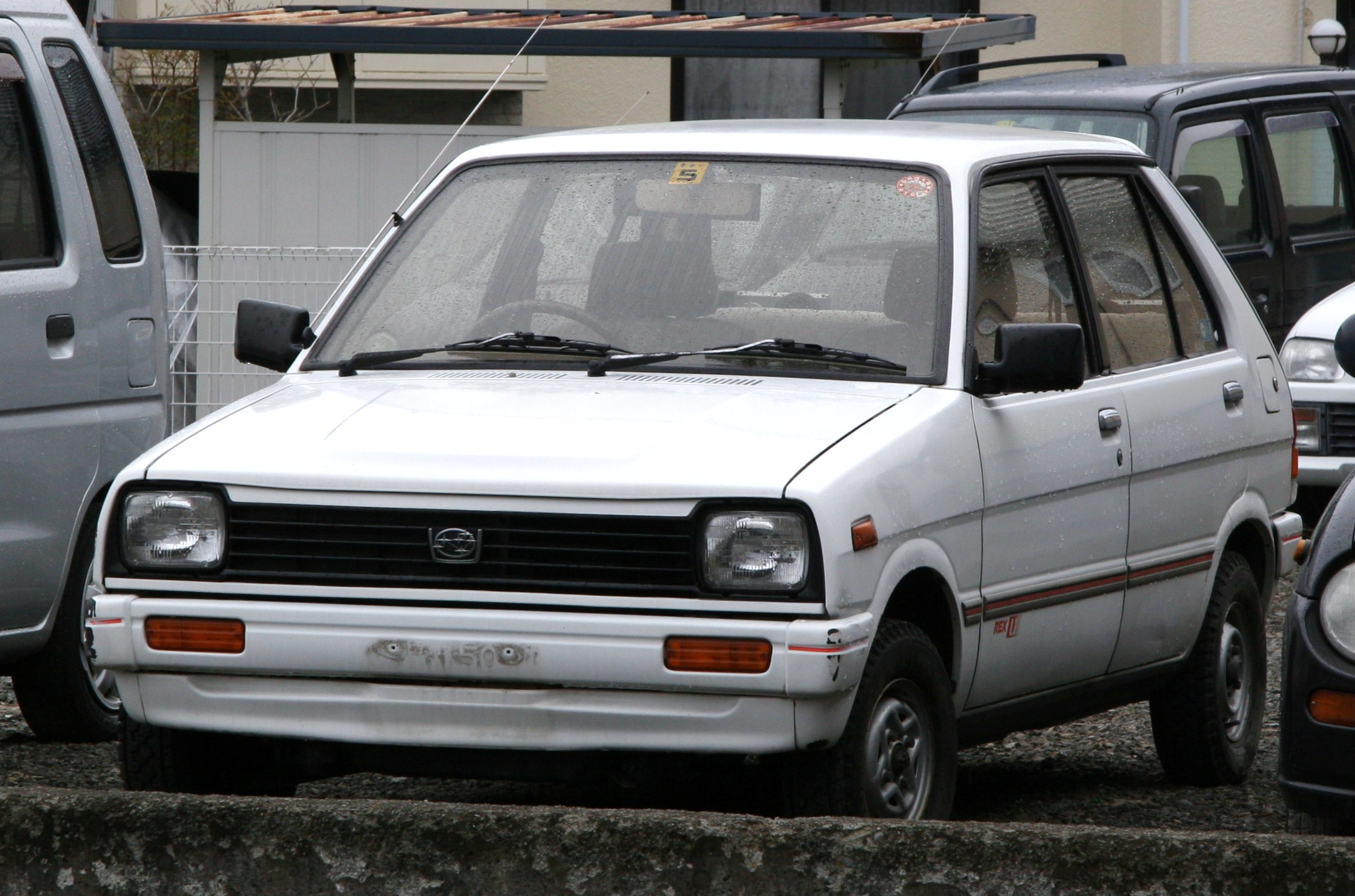 File 1985 1986 Subaru Rex U Jpg Wikimedia Commons