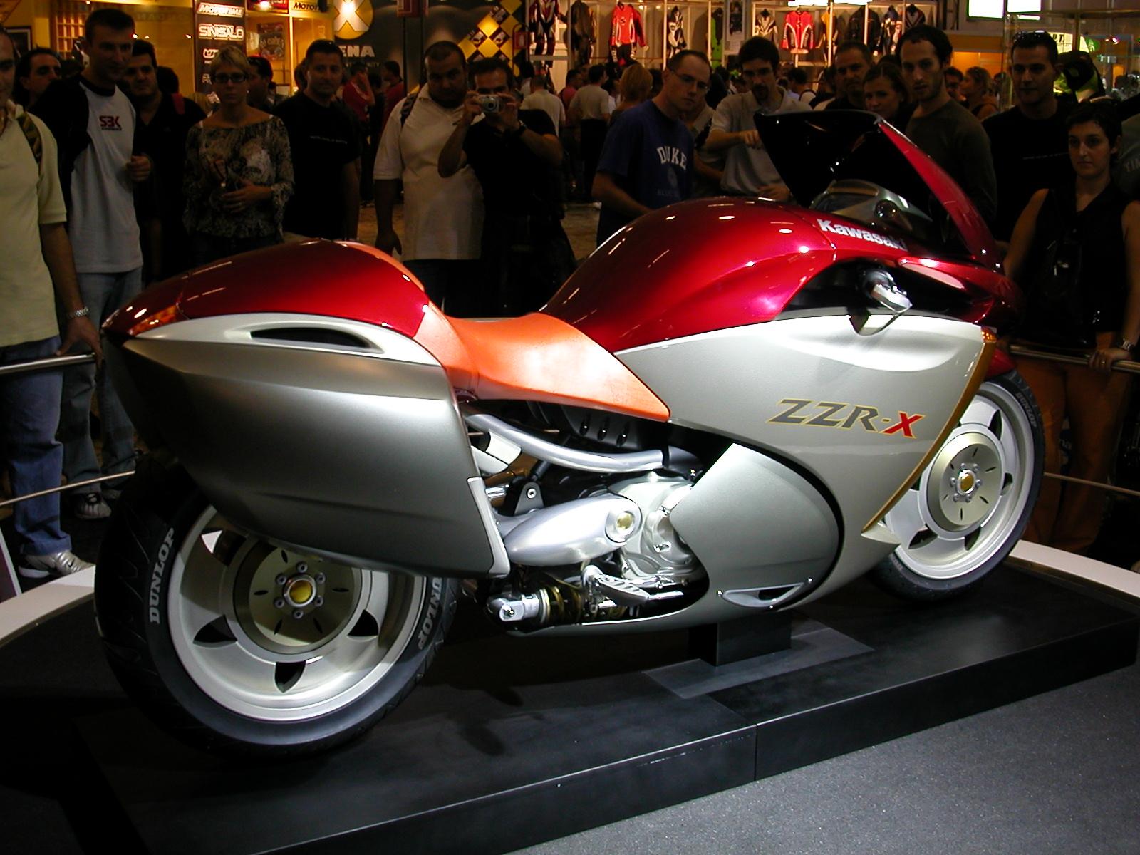 Kawasaki Future Bike