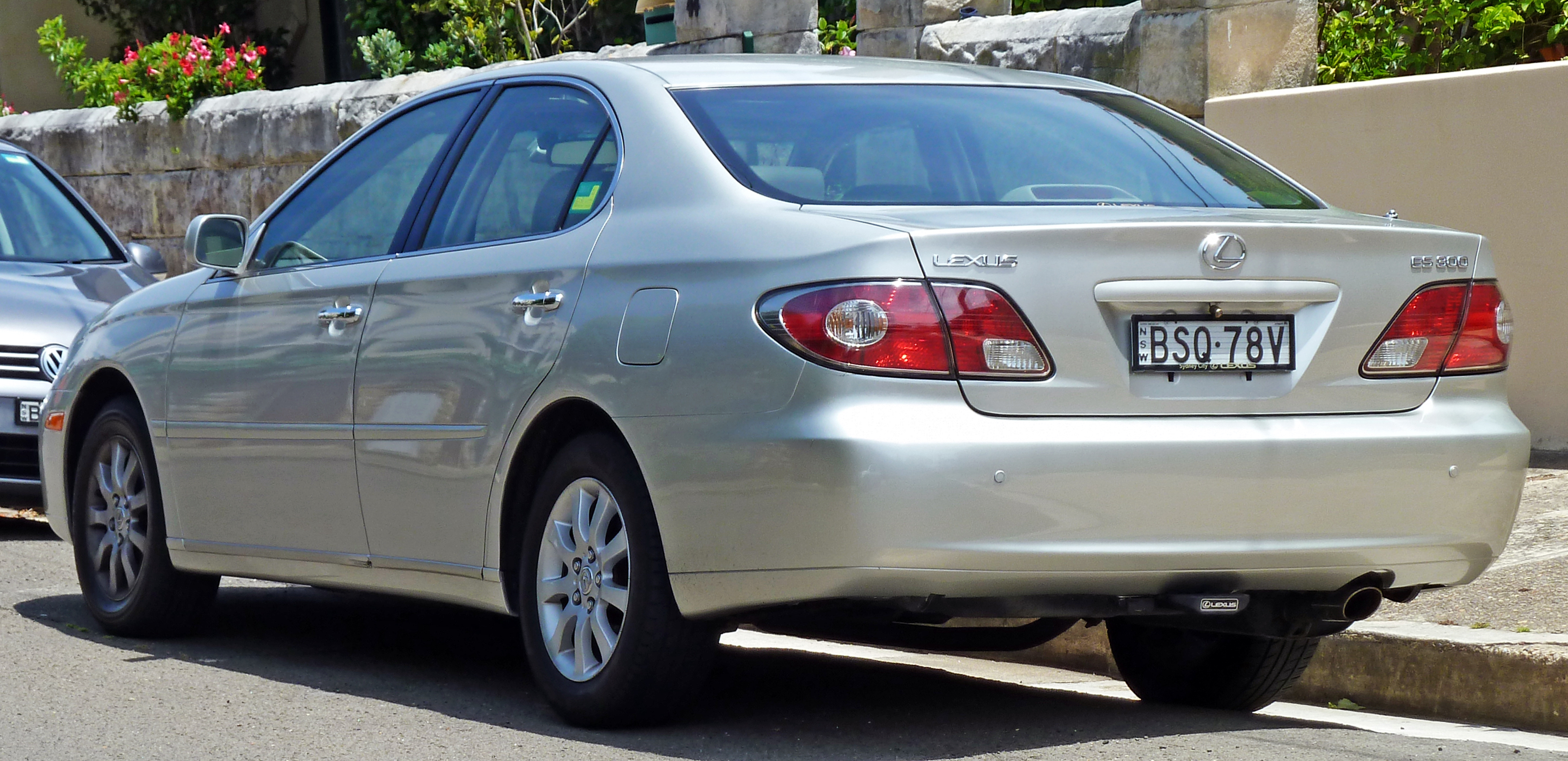 High Quality File:2003 Lexus ES 300 (MCV30R) Sedan (2011 01 05