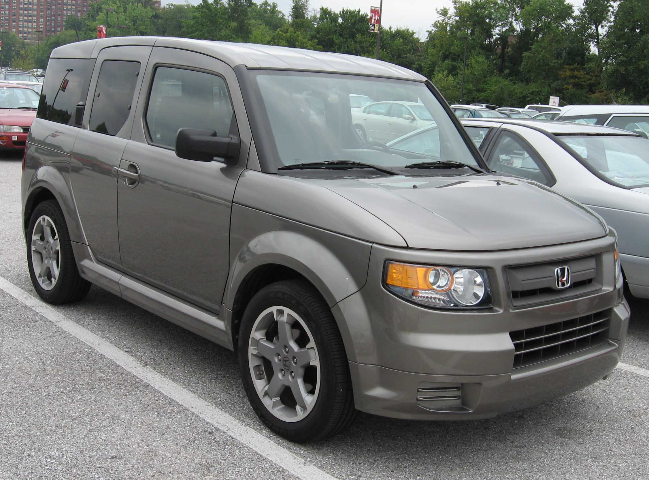 honda element a chick 39 s car tacoma world forums. Black Bedroom Furniture Sets. Home Design Ideas