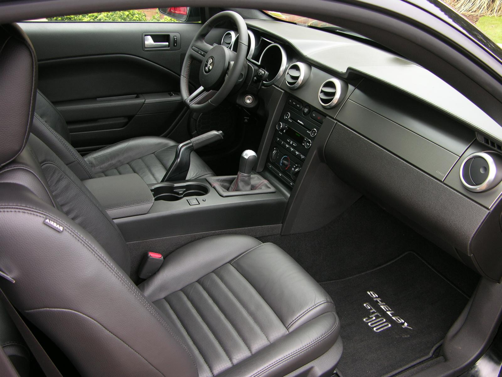 2007 mustang gt500 interior 2007 ford mustang shelby gt500 - File 2008 Ford Mustang Shelby Gt500 Flickr The Car Spy 7