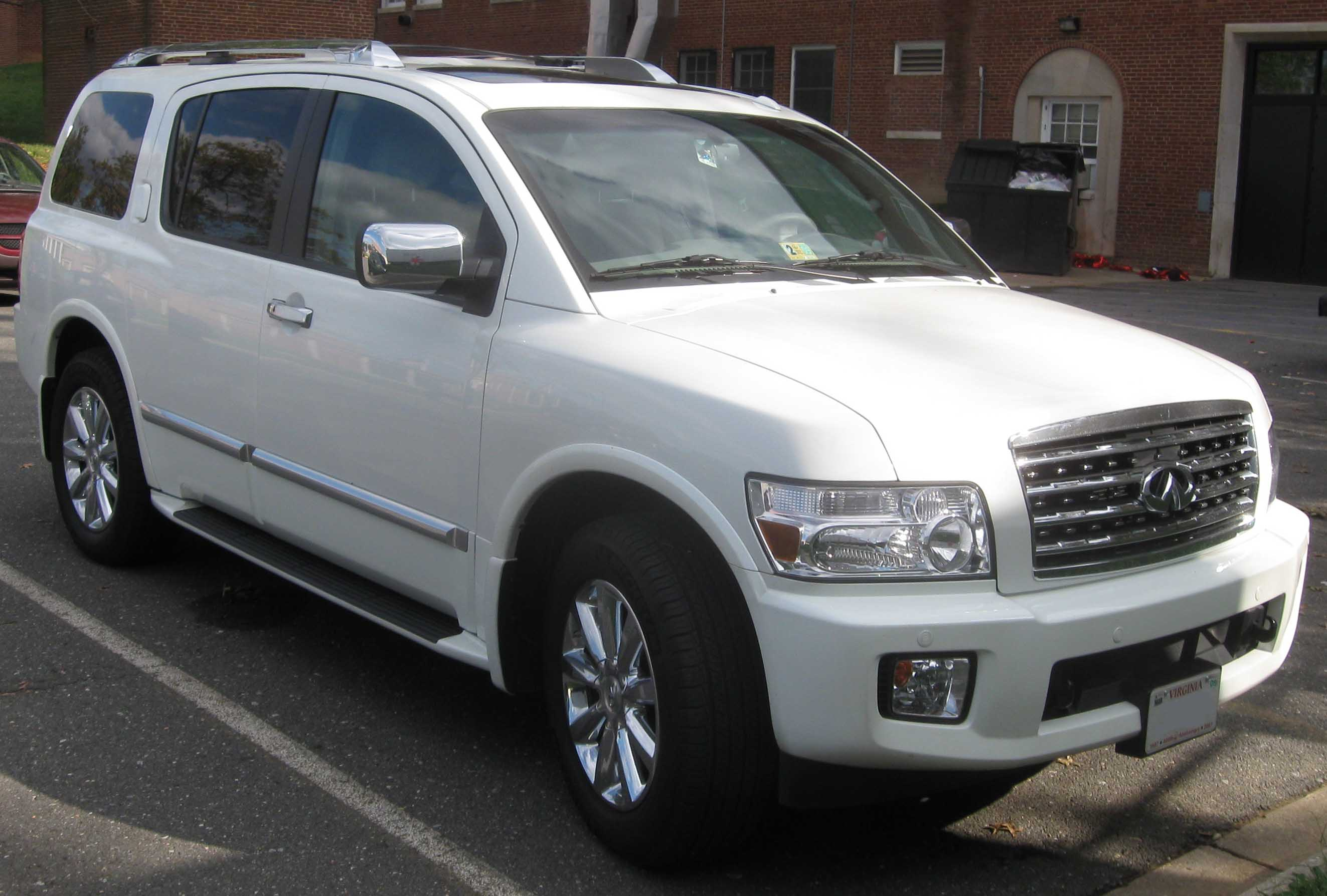 File 2008 Infiniti Qx56 Jpg Wikimedia Commons