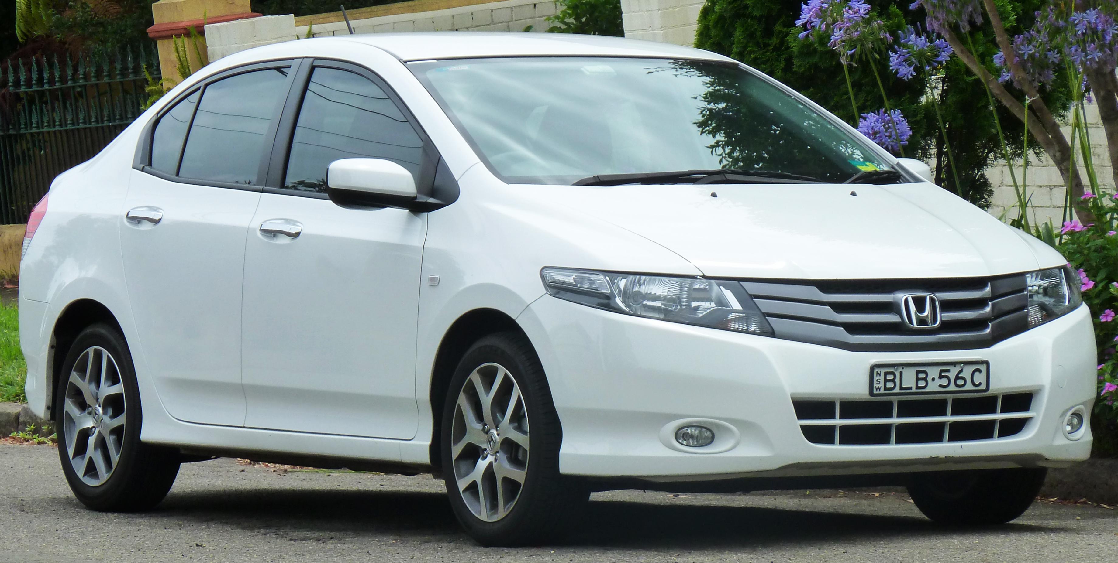 File:2009 Honda City (GM2 MY09) VTi-L sedan (2011-01-13 ...