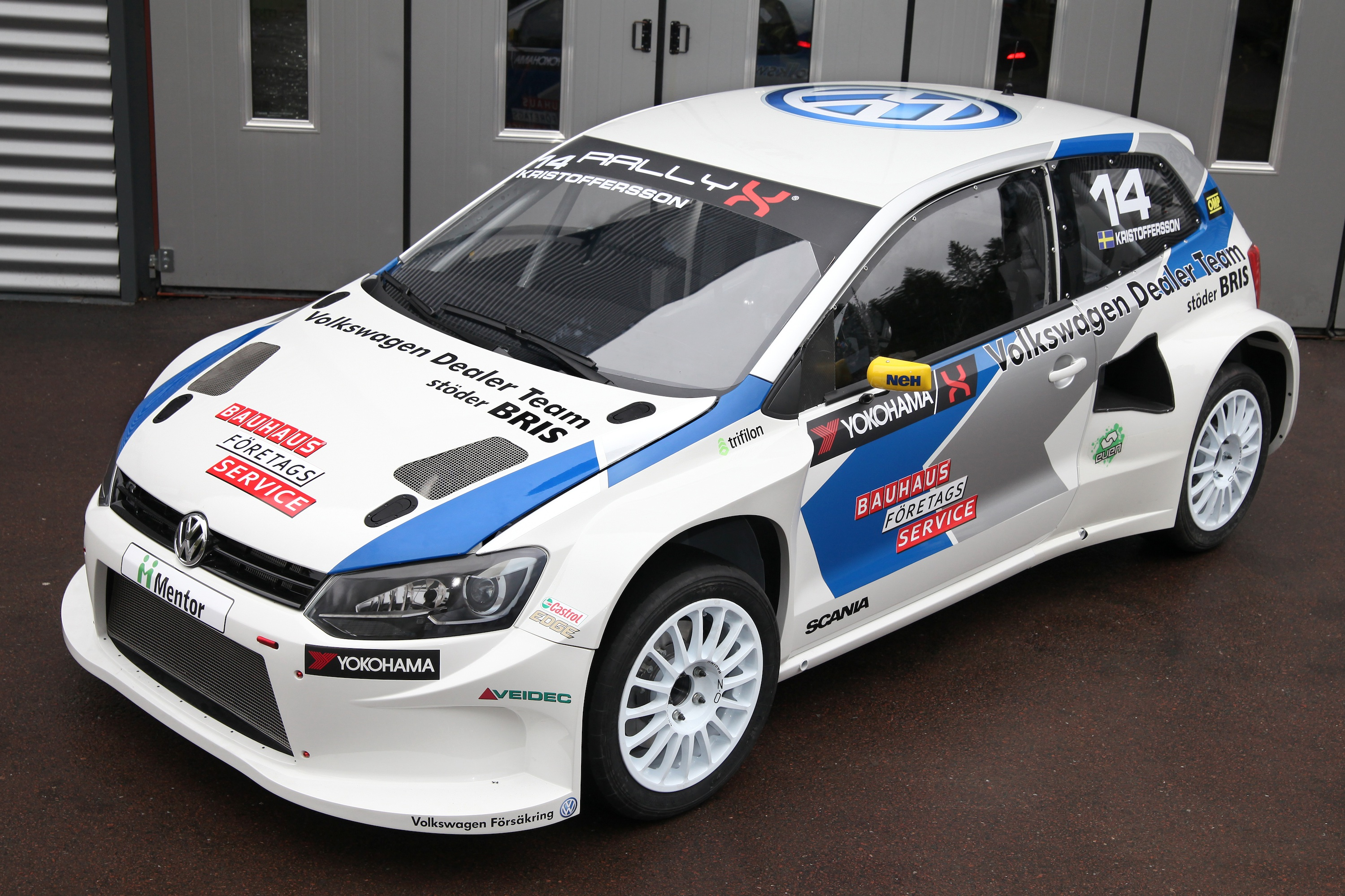 Vw Polo Rally Car For Sale