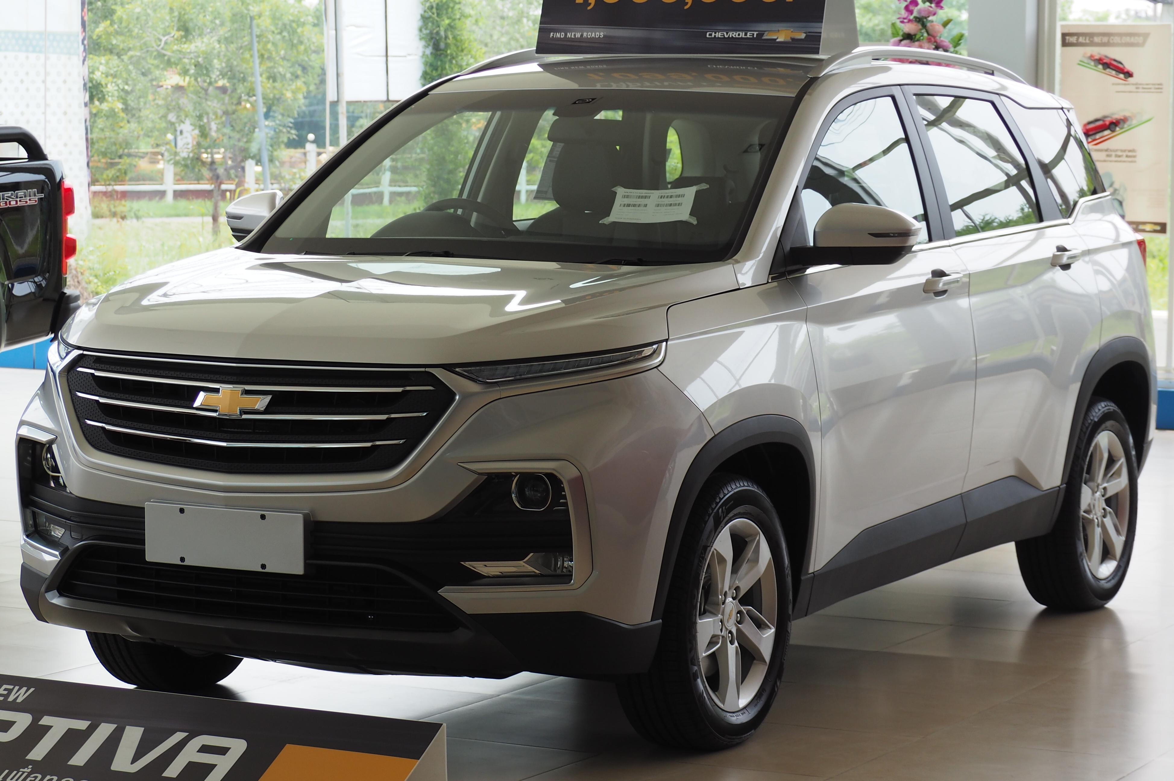 Kelebihan Kekurangan Chevrolet Captiva 2019 Spesifikasi