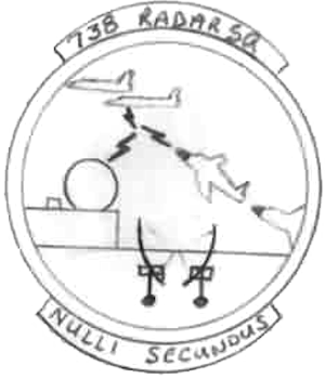 738th Aircraft Control and Warning Squadron on radar navigation