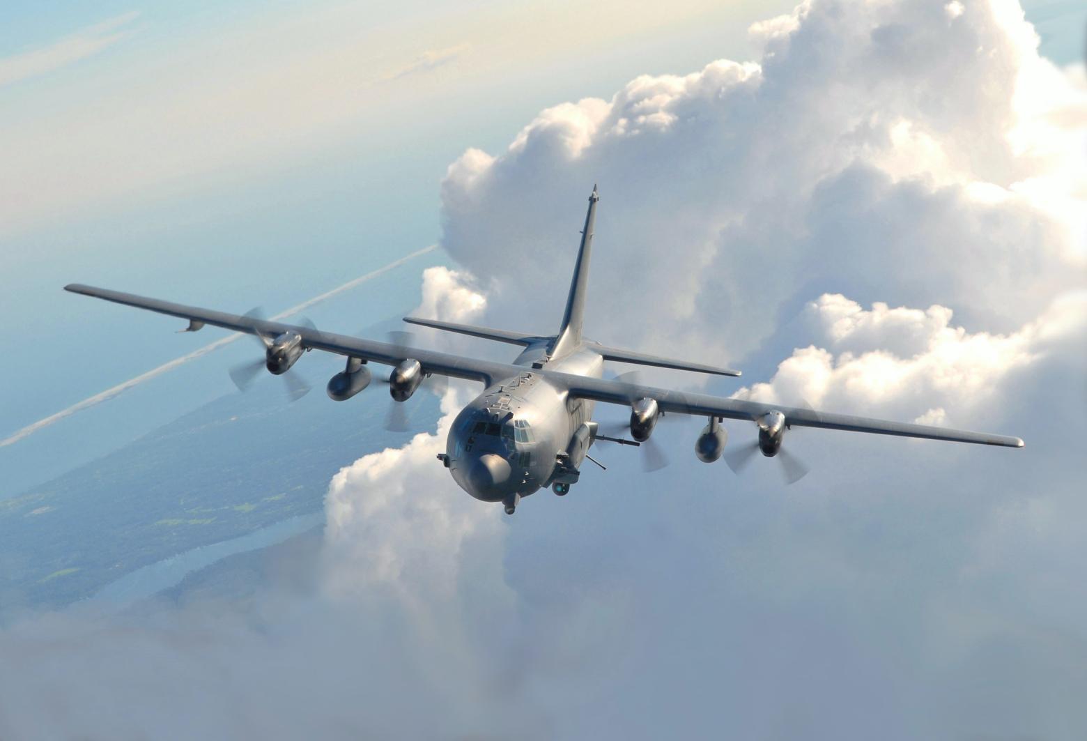 Lockheed AC-130 - Wikipedia