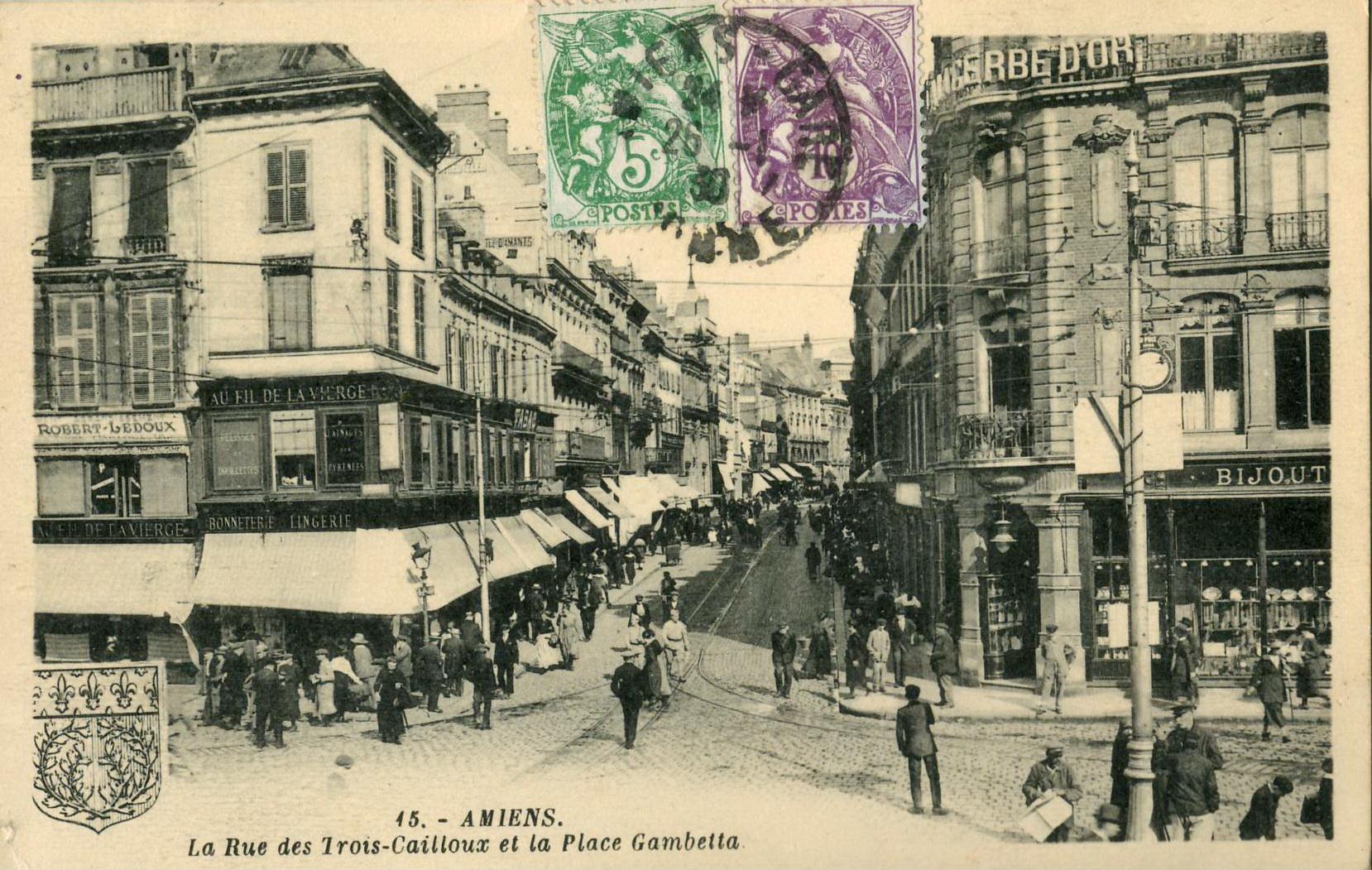 Adresse Hotel De Ville De Beauvais