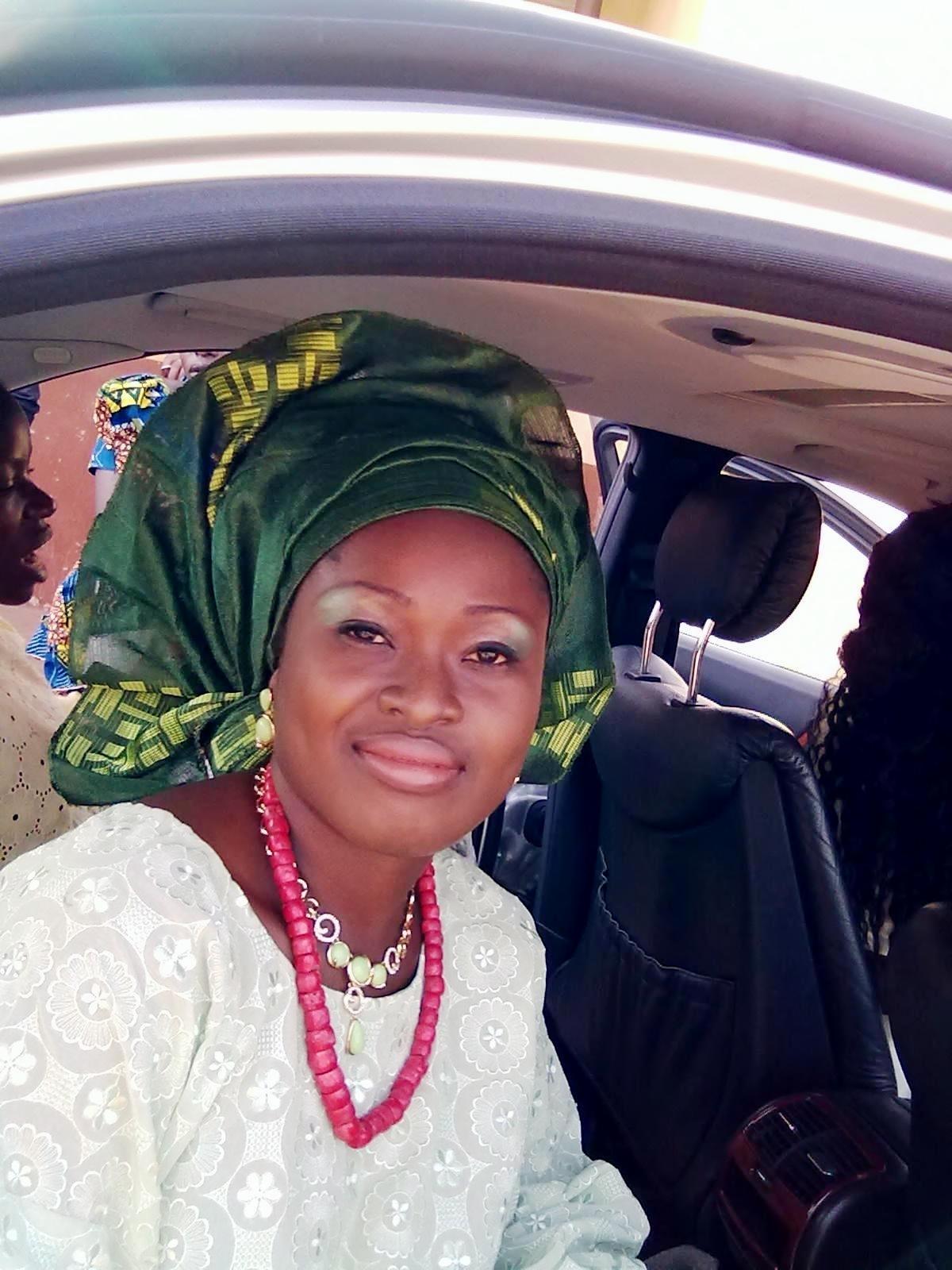 nigéria femme cherche homme)