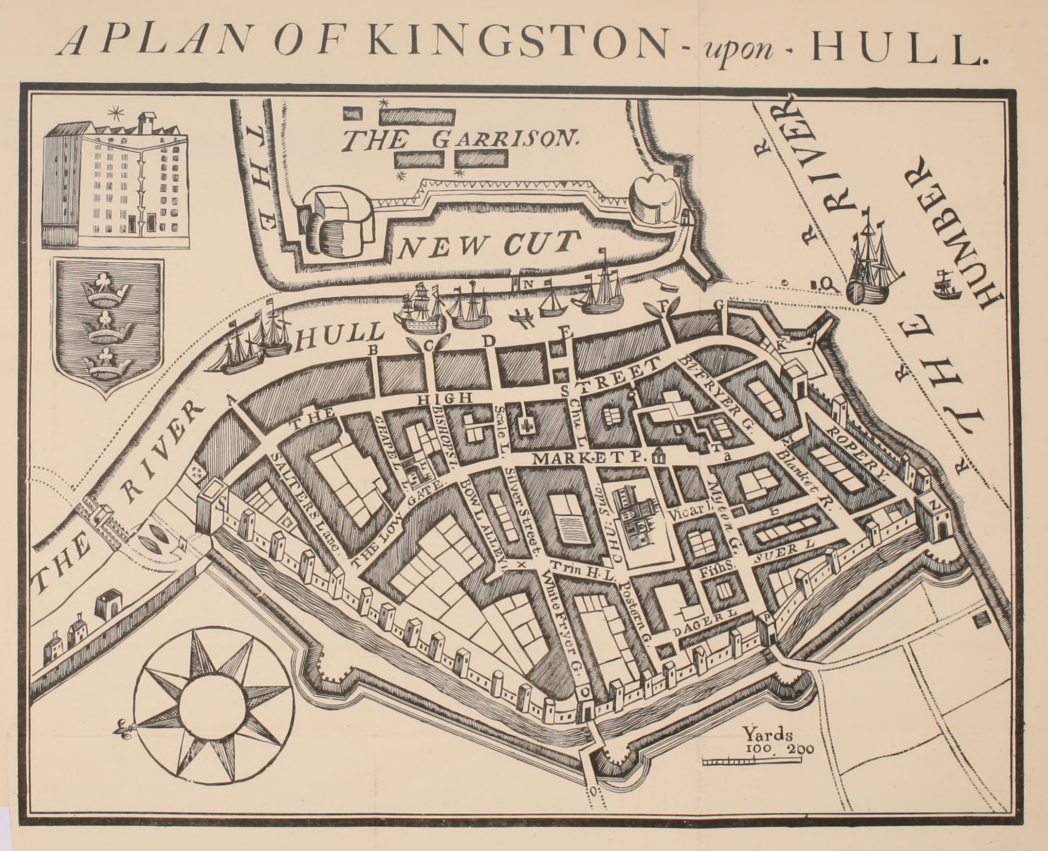 FileA plan of Kingston upon Hulljpg Wikimedia Commons