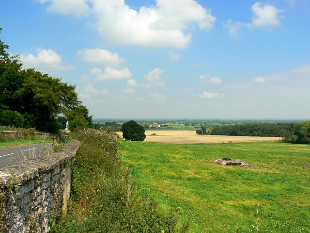 A view to the north from Faringdon - geograph.org.uk - 893973