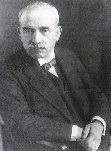 Aby Warburg around 1925