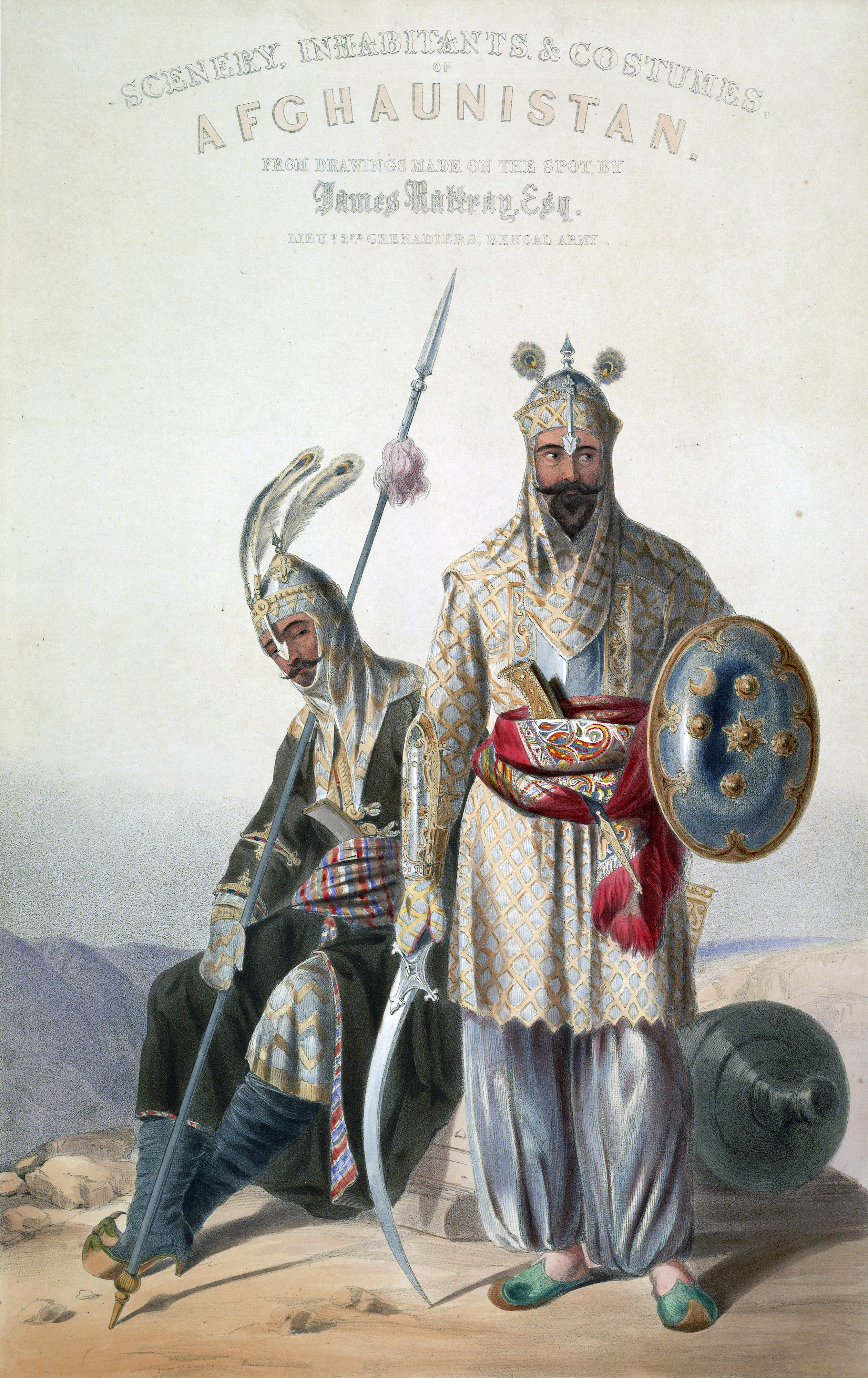 http://upload.wikimedia.org/wikipedia/commons/e/ee/Afghan_royal_soldiers_of_the_Durrani_Empire.jpg
