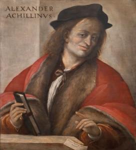 Alessandro Achillini Italian philosopher