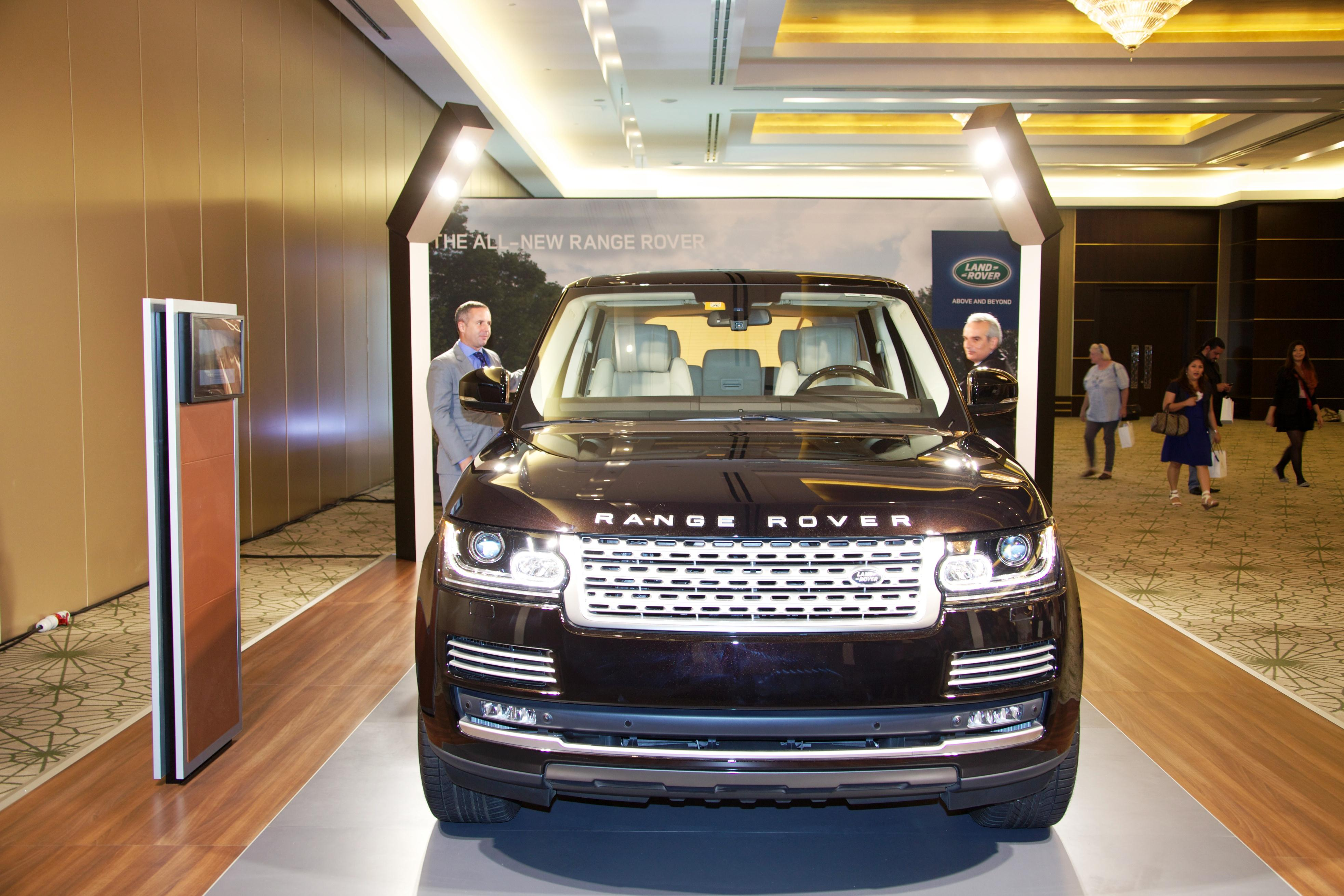 new car launches april 2014FileAlfardan Premier Motors Qatar  The AllNew Range Rover