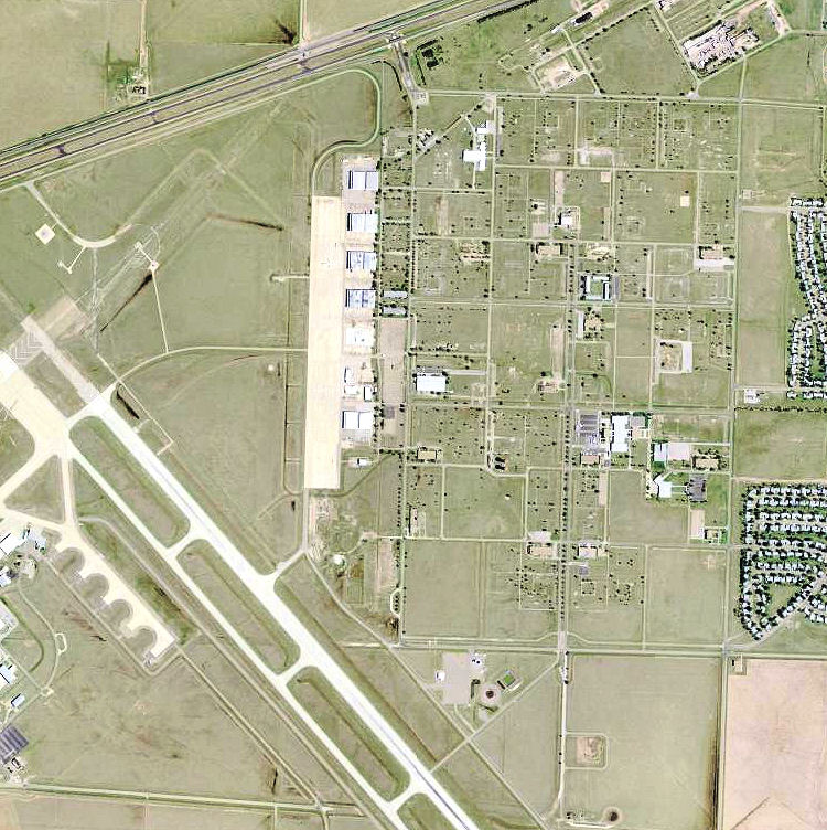 Amarillo Air Force Base Wikipedia - Us military installation road map