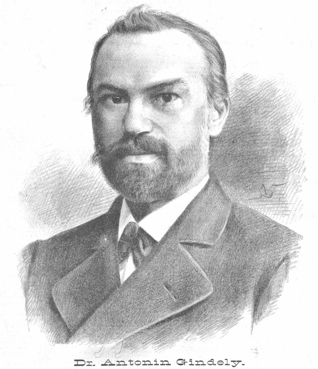 Antonín Gindely (1878)