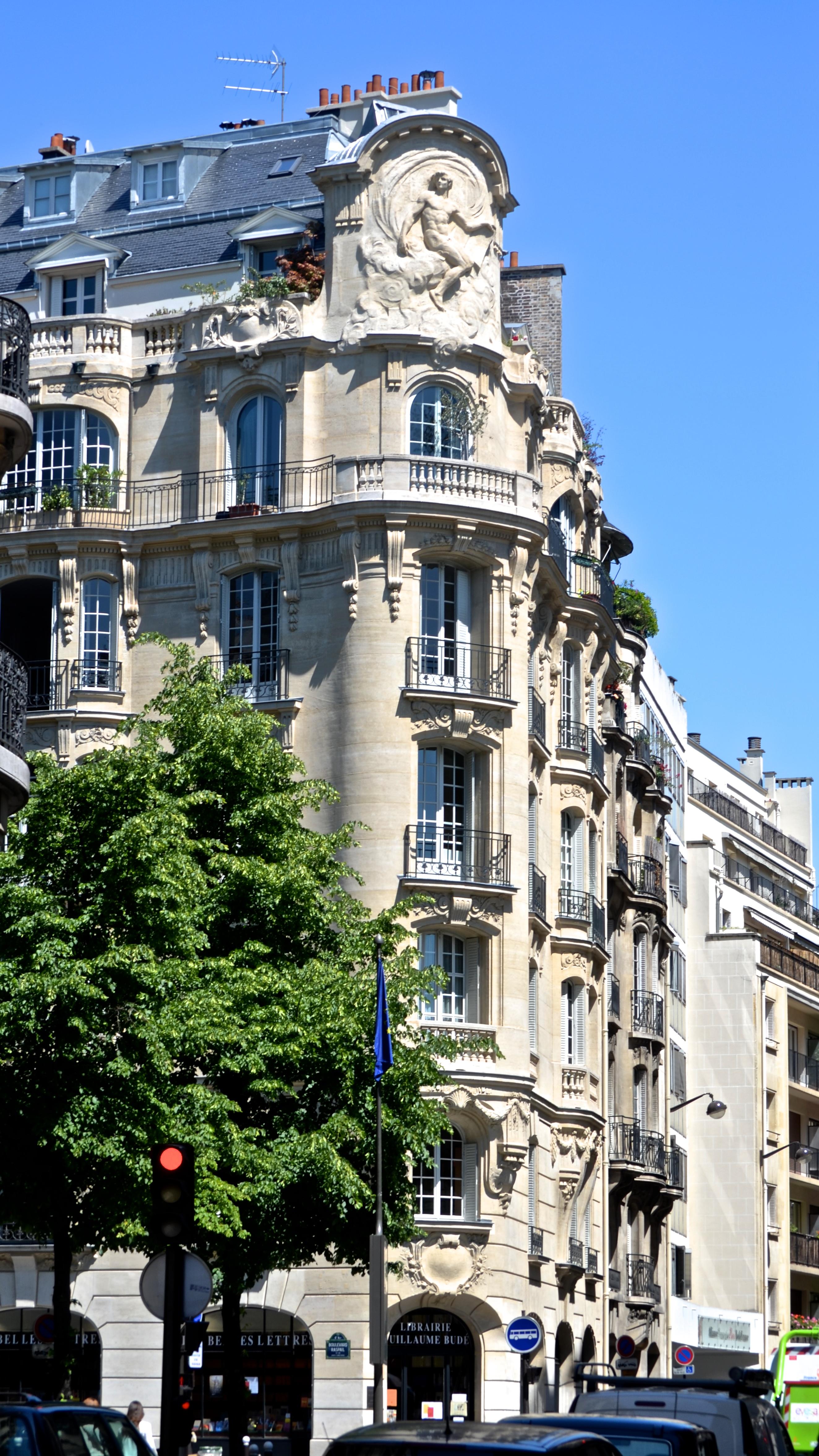 apartment building 95 boulevard raspail paris may wikipedia. Black Bedroom Furniture Sets. Home Design Ideas