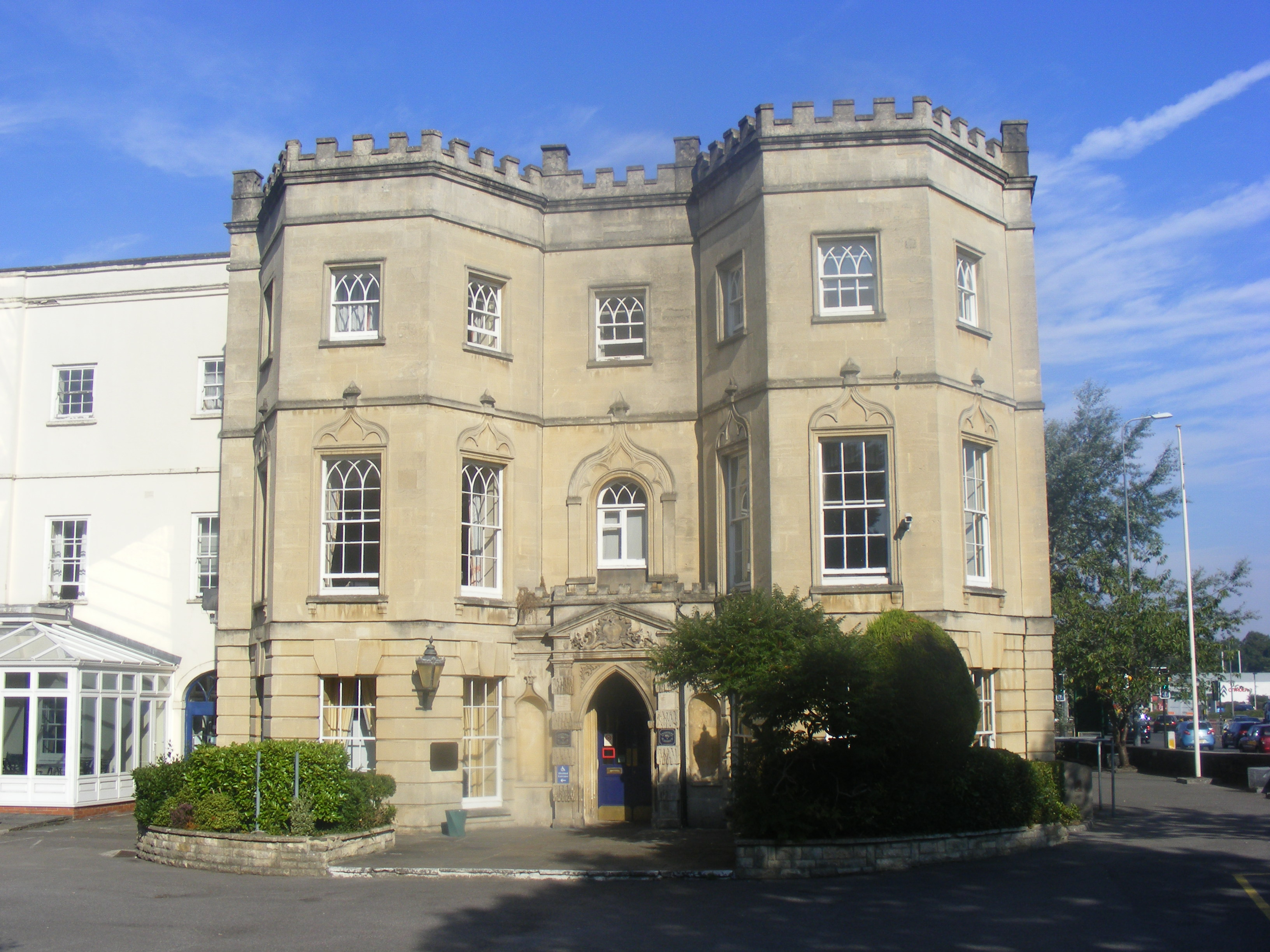 Arnos Manor Hotel Phone Number